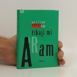 náhled knihy - Říkají mi Aram