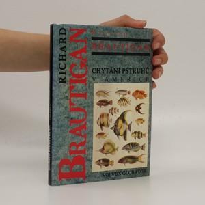 náhled knihy - Chytání pstruhů v Americe