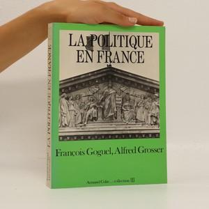 náhled knihy - La politique en France