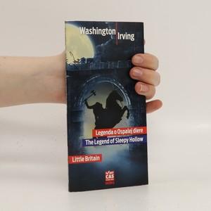náhled knihy - Legenda o Ospalej diere. The Legend of Sleepy Hollow