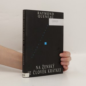 náhled knihy - Na ženský je člověk krátkej