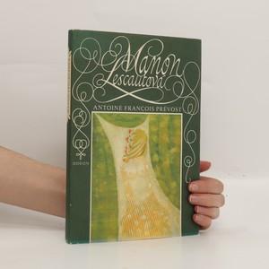 náhled knihy - Manon Lescautová