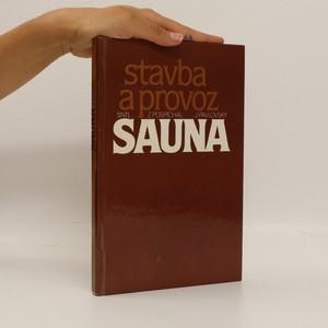 náhled knihy - Sauna : stavba a provoz