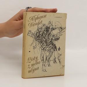 náhled knihy - Listy z mého mlýna
