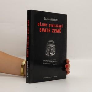 náhled knihy - Dějiny civilizací Svaté země