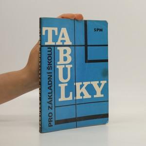 náhled knihy - Tabulky pro základní školu