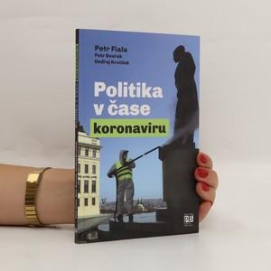 náhled knihy - Politika v čase koronaviru : předběžná analýza