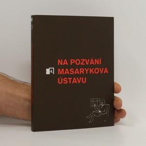 náhled knihy - Na pozvání Masarykova ústavu. 4