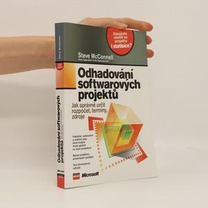 náhled knihy - Odhadování softwarových projektů