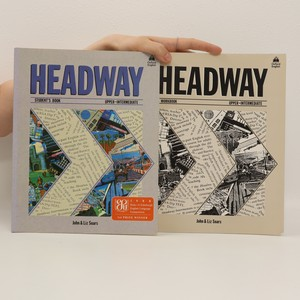 náhled knihy - Headway: upper-intermediate (učebnice a pracovní sešit, 2 svazky, viz foto)