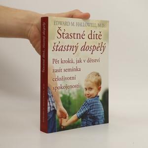 náhled knihy - Šťastné dítě, šťastný dospělý