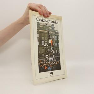 náhled knihy - Československo '89