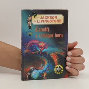 náhled knihy - Čaroděj z Ohňové hory