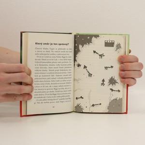 antikvární kniha Případ pro Tebe a Klub Tygrů: Chrám hromů, 2010