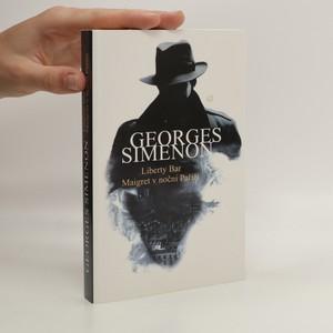 náhled knihy - Maigret v noční Paříži