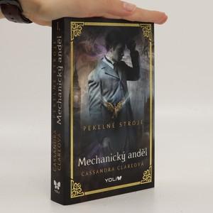 náhled knihy - Pekelné stroje. Mechanický anděl