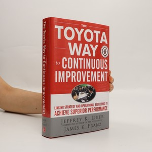 náhled knihy - The Toyota Way to Continuous Improvement