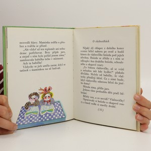 antikvární kniha Bratříček a sestřička, 1984
