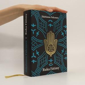 náhled knihy - Ruka Fátimy
