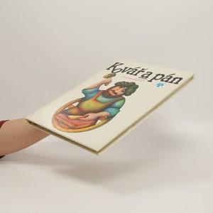 antikvární kniha Kovář a pán, 1987