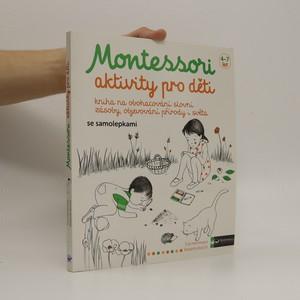 náhled knihy - Montessori aktivity pro děti