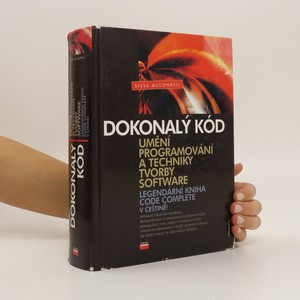 náhled knihy - Dokonalý kód. Umění programování a techniky tvorby software