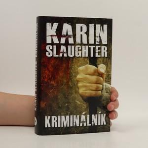 náhled knihy - Kriminálník