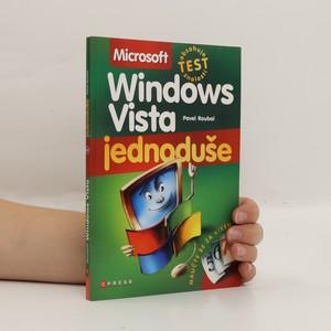 náhled knihy - Microsoft Windows Vista jednoduše