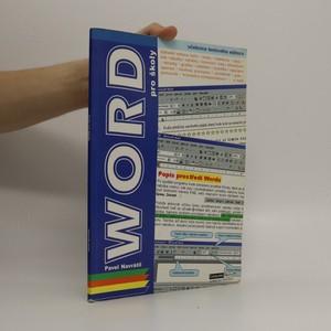 náhled knihy - Microsoft Word 2000 a jiné verze pro školy