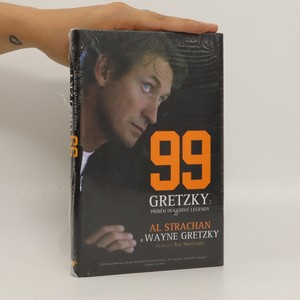 náhled knihy - 99 Gretzky: příběh hokejové legendy