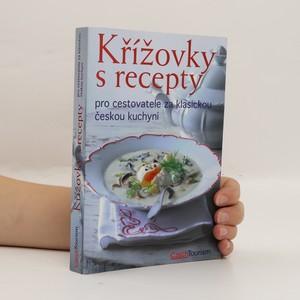 náhled knihy - Křížovky s recepty pro cestovatele za klasickou českou kuchyní