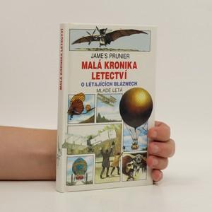 náhled knihy - Malá kronika letectví. O létajících bláznech