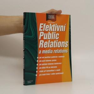 náhled knihy - Efektivní public relations a media relations