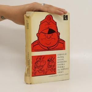 náhled knihy - Osudy dobrého vojáka Švejka za světové války. 3. díl