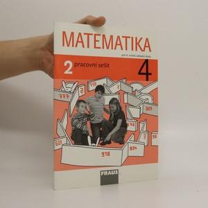 náhled knihy - Matematika 4 : pro 4. ročník základní školy. 2, Pracovní sešit