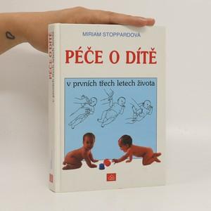 náhled knihy - Péče o dítě v prvních třech letech života