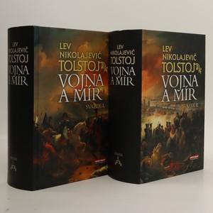 náhled knihy - Vojna a mír (Svazek I. a II.)