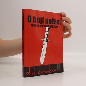 náhled knihy - O boji nožem způsobem Combat Kempo