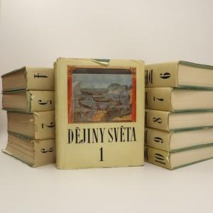 náhled knihy - Dějiny světa (10 svazků, viz foto)