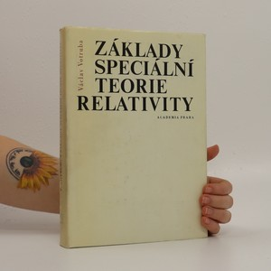 náhled knihy - Základy speciální teorie relativity
