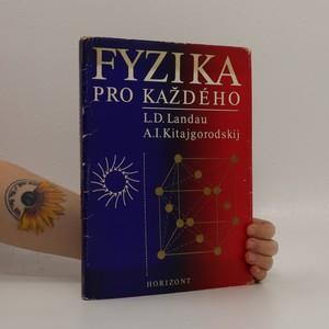 náhled knihy - Fyzika pro každého