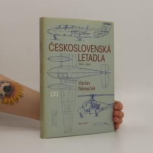 náhled knihy - Československá letadla 2. díl (1945-1984)
