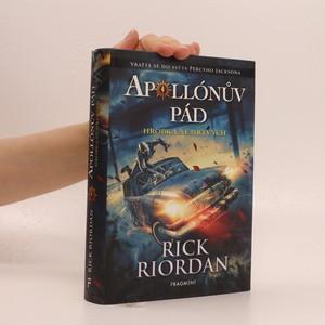 náhled knihy - Apollónův pád. Hrobka nemrtvých