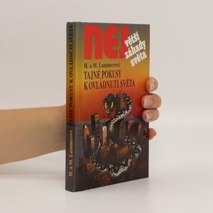 náhled knihy - Tajné pokusy k ovládnutí světa
