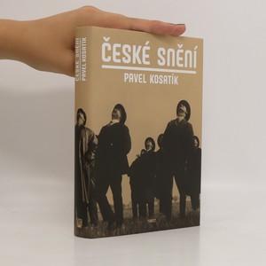 náhled knihy - České snění