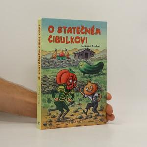 náhled knihy - O statečném Cibulkovi