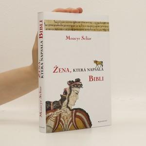 náhled knihy - Žena, která napsala Bibli
