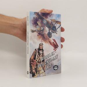 náhled knihy - Biggles - průzkumný let