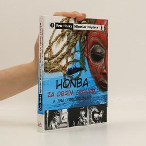 náhled knihy - Honba za obřím červem a jiná dobrodružství