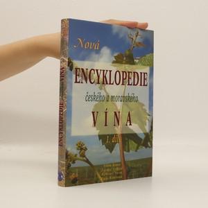 náhled knihy - Nová encyklopedie českého a moravského vína